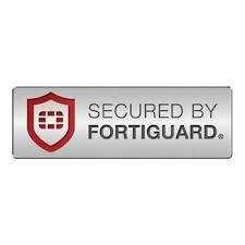 Suscripciones de seguridad de FortiGuard