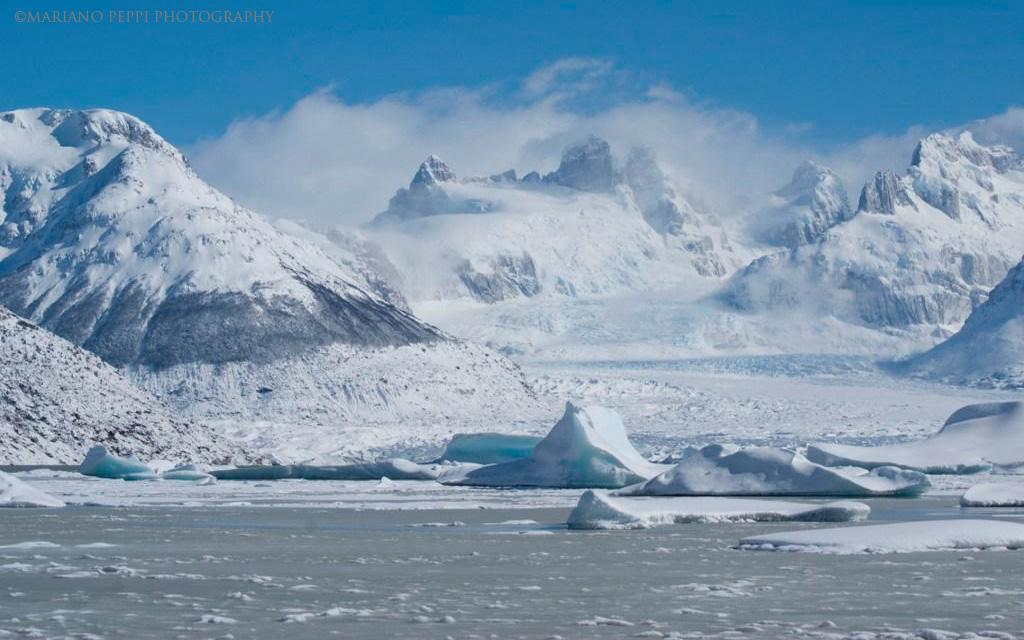 Glaciar Nef