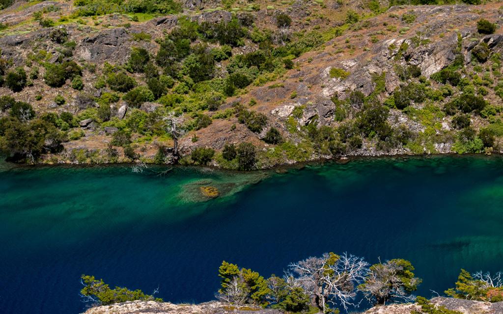 Rio Cochrane, Reserva Tamango