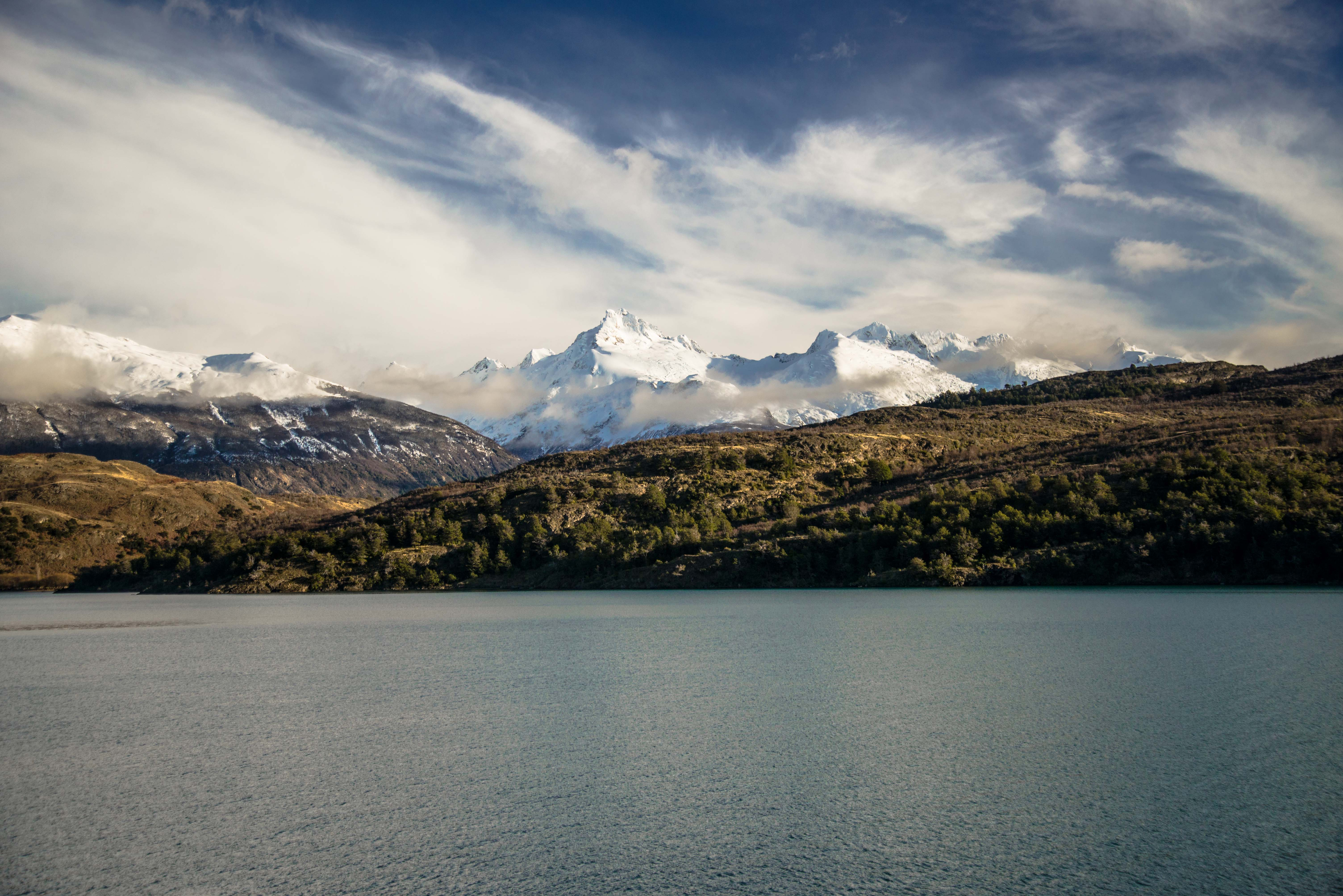 Lago Bertrand, Aysen