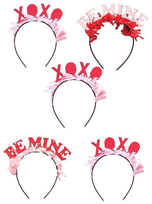 Be Mine Headband Set