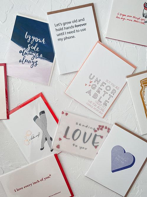 Love Card Assortment