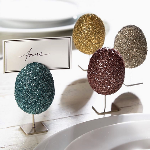 Easter Egg Placecard Holders