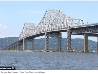 Tappan Zee Bridge: New lighting to make channel safer for boaters