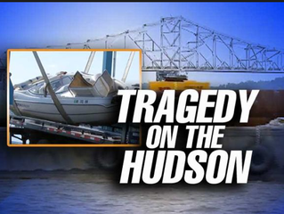 News Conference July 27th 'Tradegy on the Hudson'