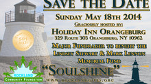 Major Fundraiser Sunday May 18th