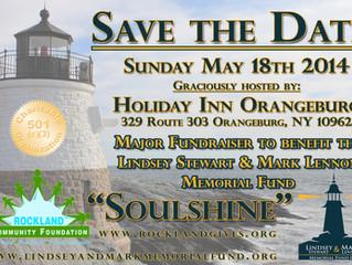 Major Fundraiser Sunday May 18th