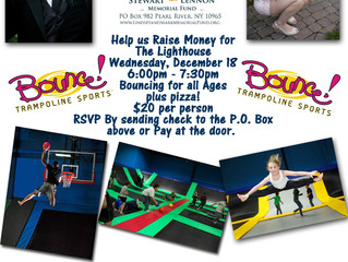 FUNdraiser planed for December 18th at BOUNCE!