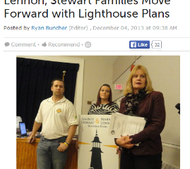 Families move forward with Lighthouse plans