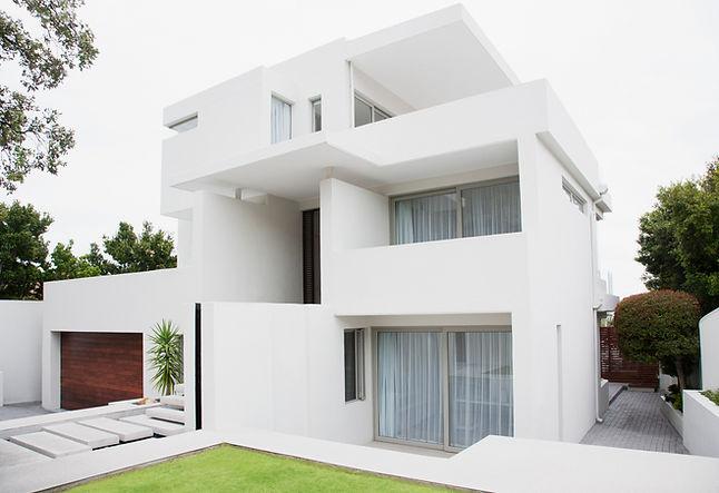 Modern Witte Huis