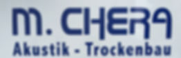 Chera Akustik Trockenbau