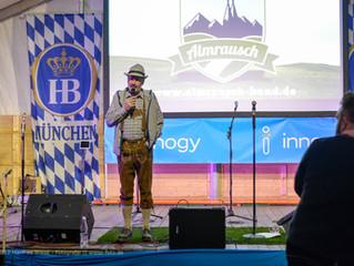 Citylauf - Oktoberfest Livekonzert mit der Almrausch-Band