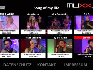 Kooperation mit MUXX.TV
