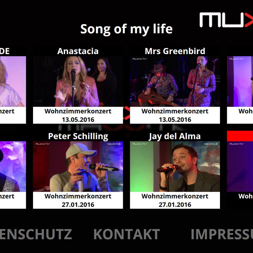 MUXX - Screenshot