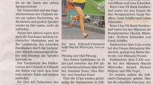Erftstadt-Anzeiger: Maciek Miereczko räumt beim Citylauf ab