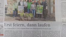 Sonntagspost: Vorbericht 9. Citylauf Erftstadt