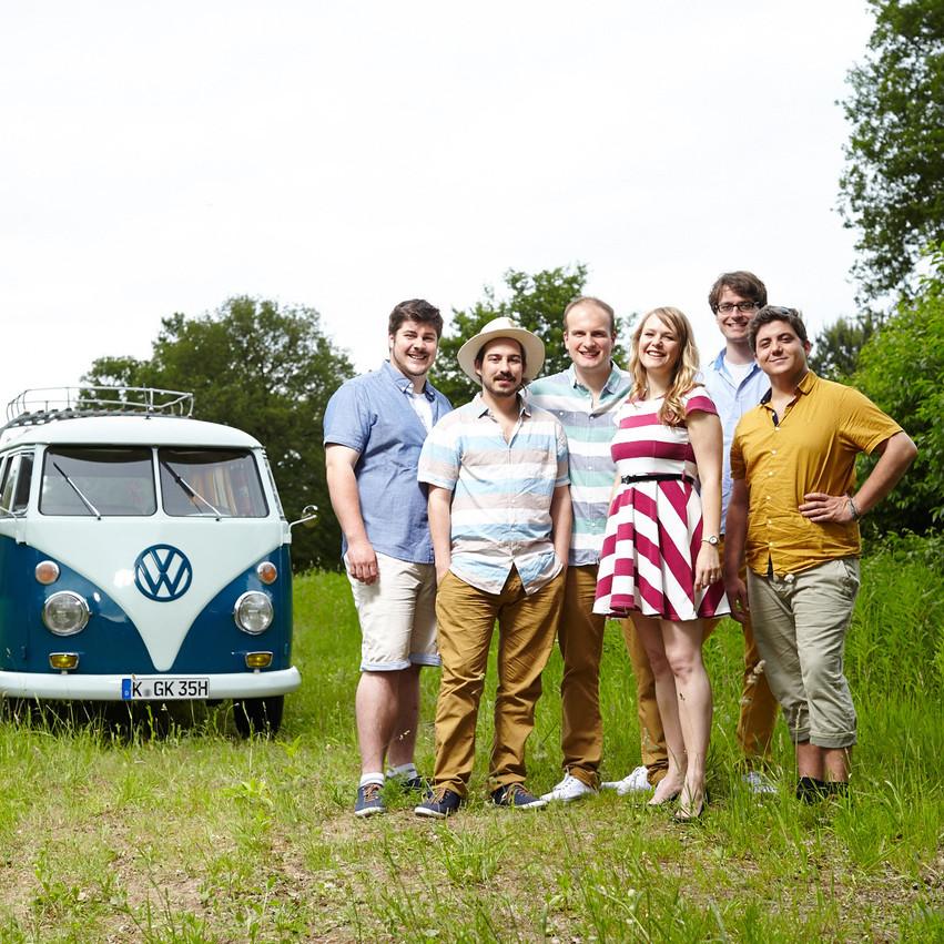 Almrausch Köln Gruppenfoto