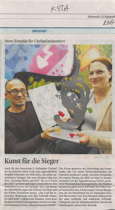 KSTA 13.09.2017 Rhein-Erft Ausgabe