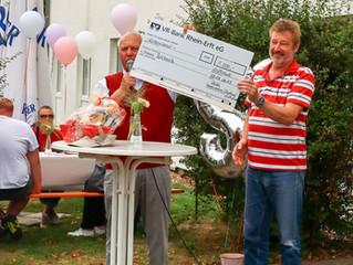 Spendenübergabe an Haus Lebenshilfe