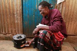 Fuel Efficient Cookstoves