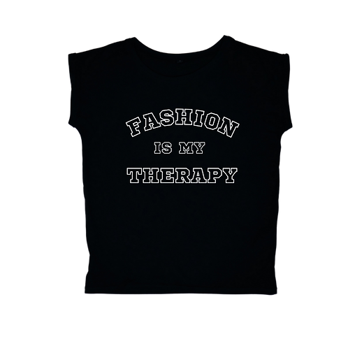 """T-SHIRT Femme Fashion Therapy """"College Light"""""""