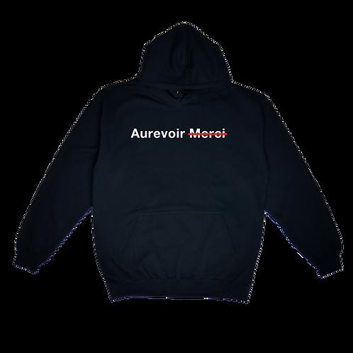 HOODIE Aurevoir Merci