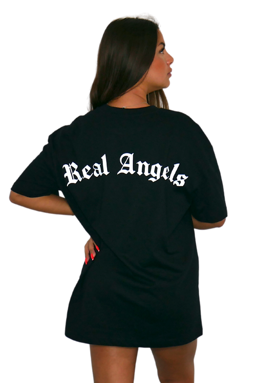T-SHIRT Femme oversized Real Angels