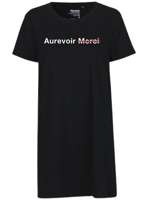 ROBE T-Shirt Aurevoir Merci