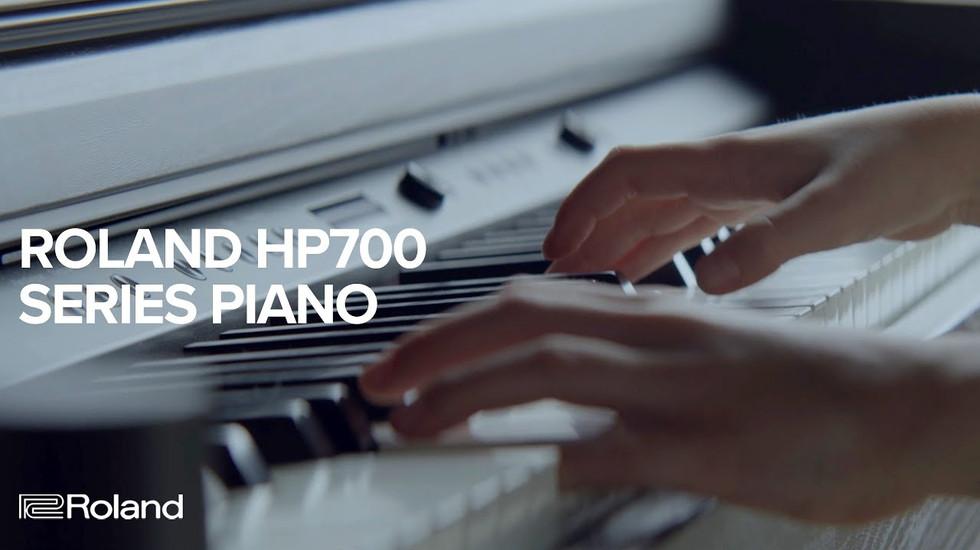 Roland HP700 Series Piano