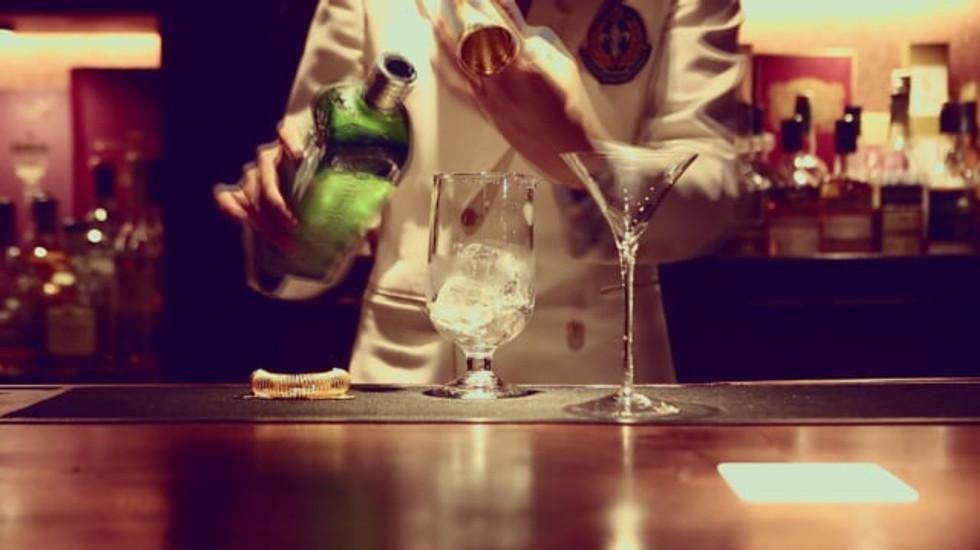 歴清社 JOURNAL - Bar the Lounge Top Note 別館 「松聲の間」