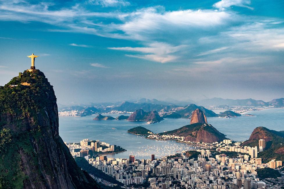 Rio De Janeiro Aerial by Holiday Luxury.