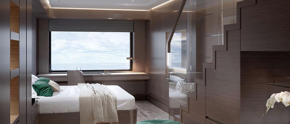 The Loft Suite Lower