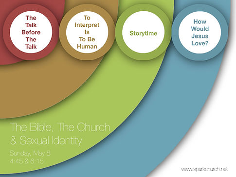 The Bible, The Church, and Sexual Identi
