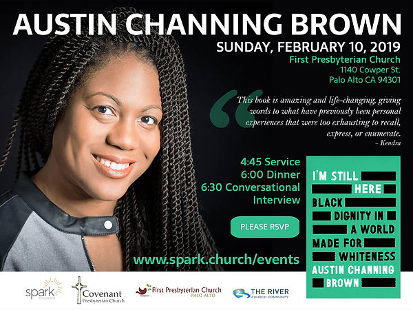 2019-02-10 Austin Channing Brown _ Spark