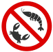 no-seafood-raster-icon-flat-260nw-158392