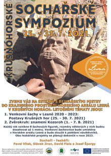 Sochařské sympozium 2021
