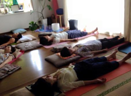 微睡みリトリート in糸島  レポート