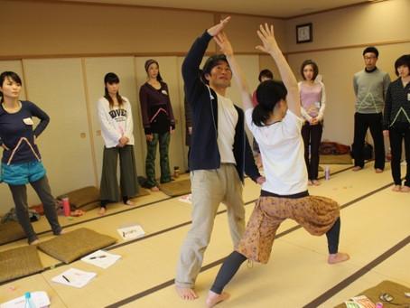 「感じて分かる!ヨガ解剖学入門」開催します。in 下関 & 飯塚