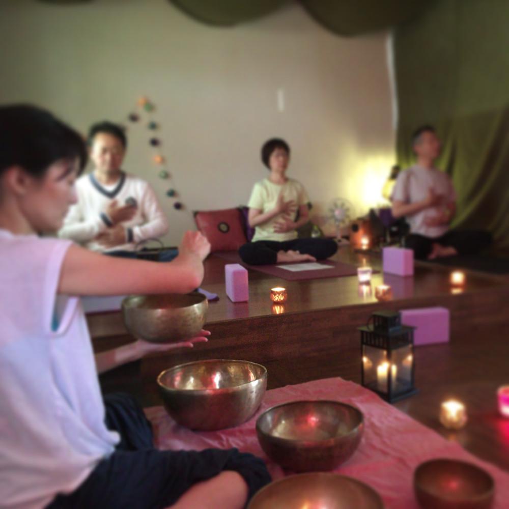 瞑想 meditation