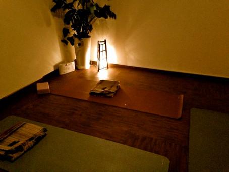 Yoga Salon むう庵 この一ヶ月の様子♪