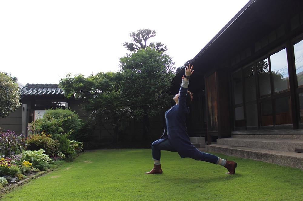 飯塚市名所 yoga