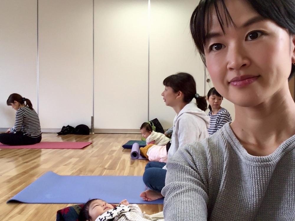 yogawithbaby