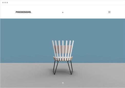 Pino Designs | Portfolio