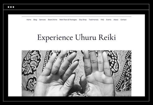 Uhuru Reiki | Reiki