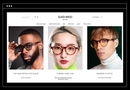 CLEO NICCI | Shop