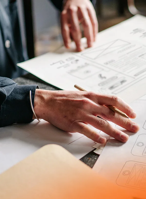 Design a UX process for your way of working