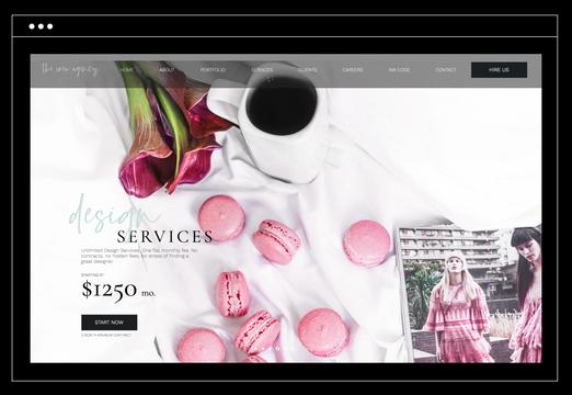 The Voeu Agency | Creative Agency