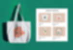 designed tote and print on demand dropshipping products sold by artists and designers on Wix