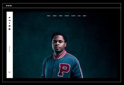 K. Sparks. | Hip Hop Artist