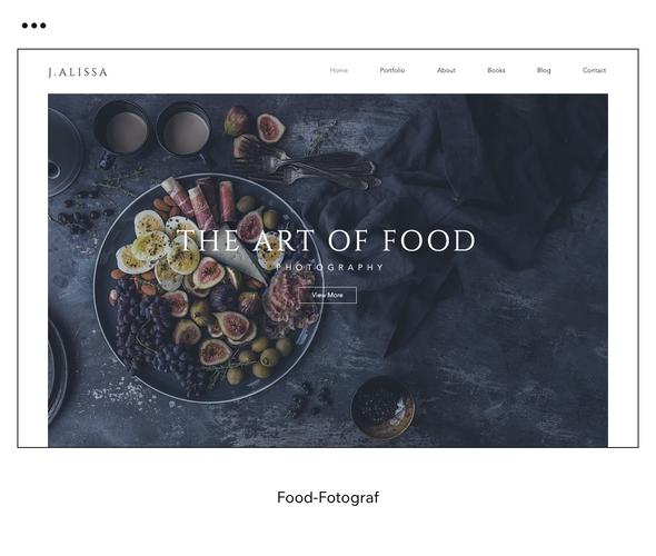 Food Fotograf